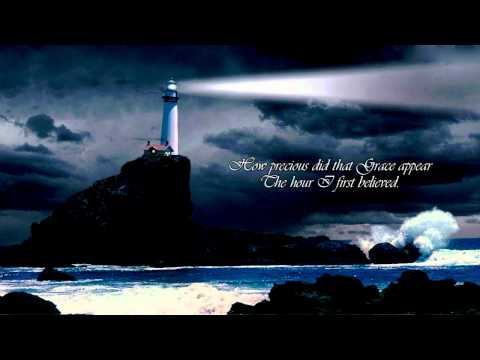 Amazing Grace - Christian Hymn with Lyrics / John Newton