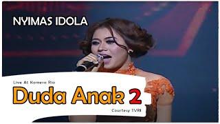 NYIMAS IDOLA [Duda Anak 2] Live At Kamera Ria (06-01-2015) Courtesy TVRI