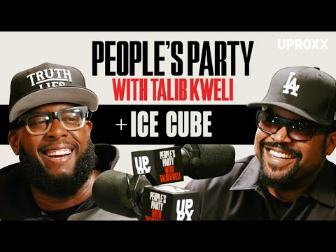 talib-kweli-&-ice-cube-talk-n.w.a.,-east-vs.-west,-squashing-beefs,-'friday,'-big3-|-people's-party