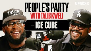 Talib Kweli & Ice Cube Talk N.W.A., East vs. West, Squashing Beefs, 'Friday,' BIG3 | People's Party
