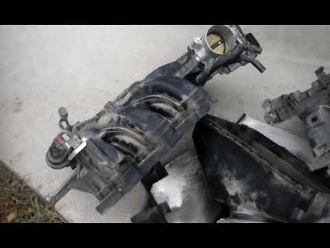 Toyota 4 Runner Timing cover leak repair part 1