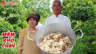 Ông Bà 5 Châu Đốc Chia Sẻ Cách Nấu Mắm Kho Chay Từ Mắm Đậu Miền Tây   NKGĐ