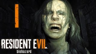 RESIDENT EVIL 7 [Walkthrough Gameplay ITA HD - PARTE 1] - TERRIFICANTE!!