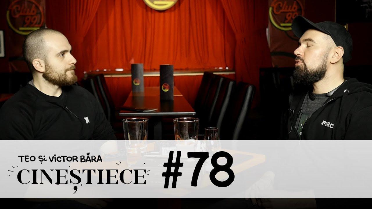 #78 | Îți crește un Lamborghini copilul? | CineȘtieCe Podcast cu Teo și Victor Băra