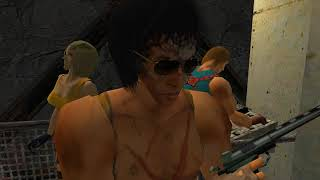 Zombie Revenge arcade 2 player Netplay 60fps