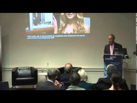 Political Quarterly Annual Lecture by Paul Ginsborg