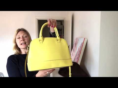 Kate Spade Lottie Bag Review