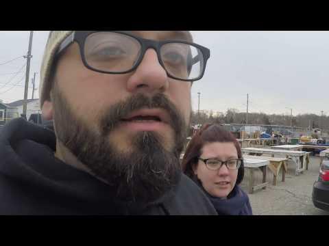 Flea Market Hunt for Retro video games in Berlin NJ  (Episode # 35)