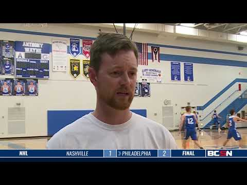 Anthony Wayne Generals Prep for NLL Matchup Against Maumee