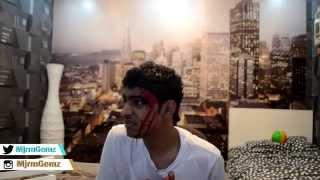 تحديات مجرم قيمز مع علي - تحدي دبت المويه | راسي انفقش fifa15