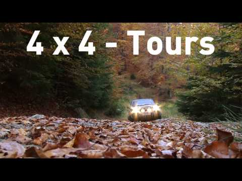 4x4 Tours Romania - Explore your nature!