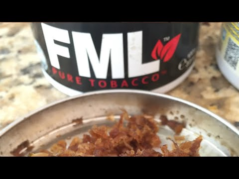 Pure Tobacco: FML RED Review