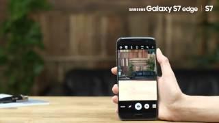 Cómo usar la cámara de Galaxy S7 y S7edge de modo profesional