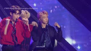 Download 170929 Kpop World Festival in Changwon 4K #BTS     #DNA #V #taehyung focus