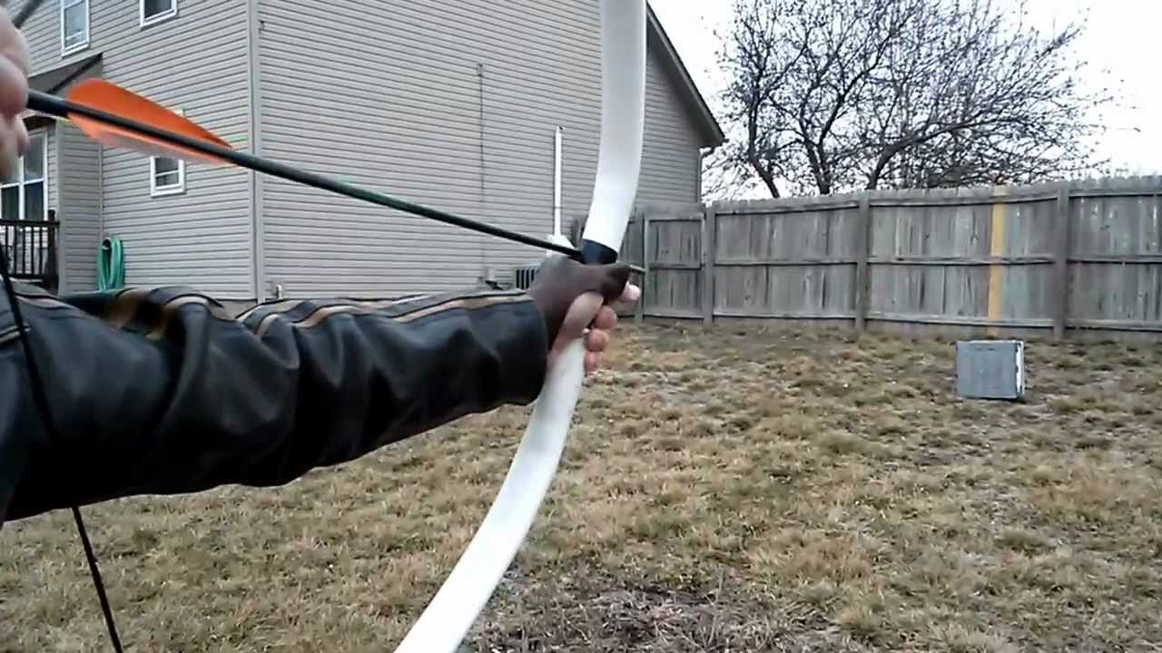 testing the heavy horse bow u0027s speed with results youtube