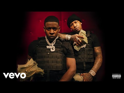 Moneybagg Yo, Blac Youngsta – Blind (Official Audio)