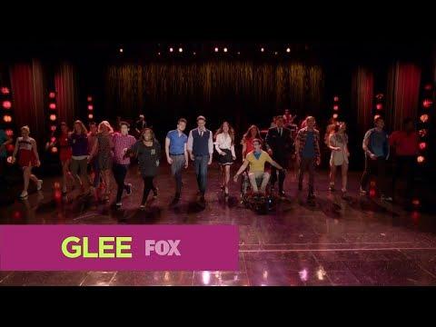 GLEE - Don't Stop Believin' (Season 5) [Full Performance] HD