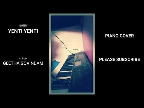 yenti-yenti- geetha-govindam- piano-cover/tutorial- instrumental