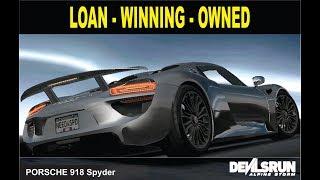 PORSCHE 918 Spyder Devils Run Need For Speed No Limits Winning