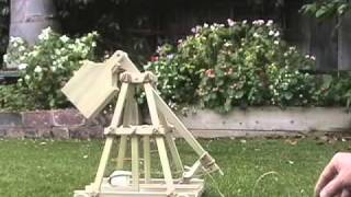 Trebuchet Wood Model.wmv