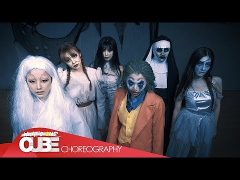(여자)아이들((G)I-DLE) - '싫다고 말해 (Nightmare Ver.)' (Halloween Ver. Choreography Video)