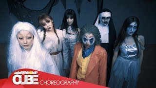 Gambar cover (여자)아이들((G)I-DLE) - '싫다고 말해 (Nightmare Ver.)' (Halloween Ver. Choreography Video)