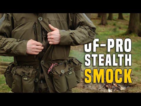UF Pro Striker Stealth Smock IRR Test Outdoor Loadout Review + (ENG SUBTITLES)