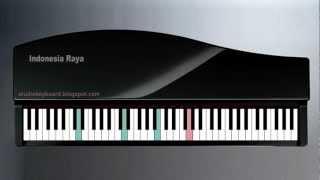 Keyboard   Indonesia Raya