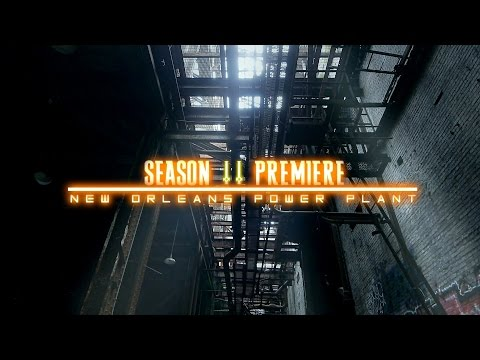 SEASON II PREMIERE - Abandoned New Orleans Power Plant [The Urban Explorers]