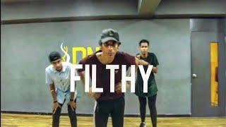 Justin Timberlake - Filthy | choreography- Junaid Sharif