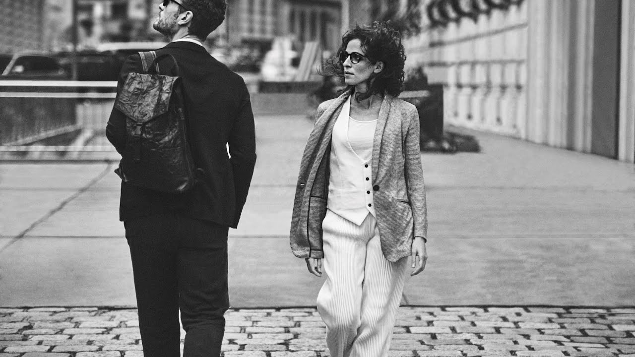 Giorgio Armani - Frames of Life - 2017 Campaign - Emma & Tristan ...