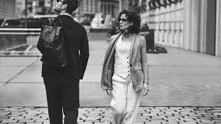 Giorgio Armani - Frames of Life - 2017 Campaign - Emma & Tristan