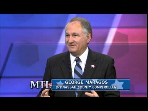 George Maragos discusses Demographic Study on Meet the Leaders