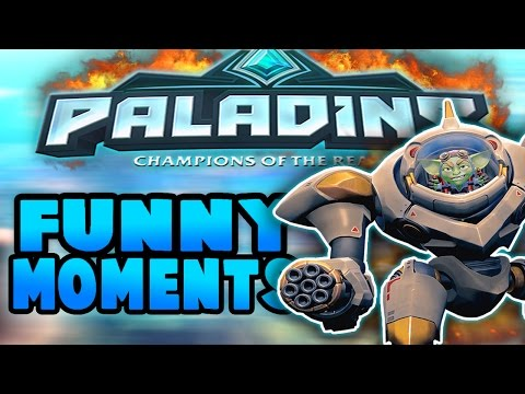 KAU DIAM LAH!! | Paladins Malaysia - Funny Moments (Malaysian Gamer)