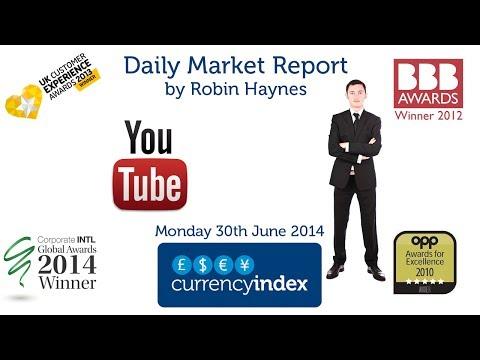 #CINews Episode 18: Euro exchange rates in news spotlight this week