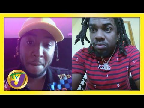Vershon & Jahmiel End Their Musical Feud | TVJ Smile Jamaica