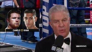 Classic Boxing: Khan vs. Maidana 2010 – Full Fight