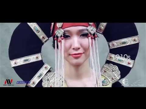 100 years of beauty Mongolia