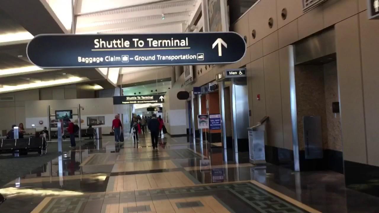 Tampa International Airport Airside E Youtube