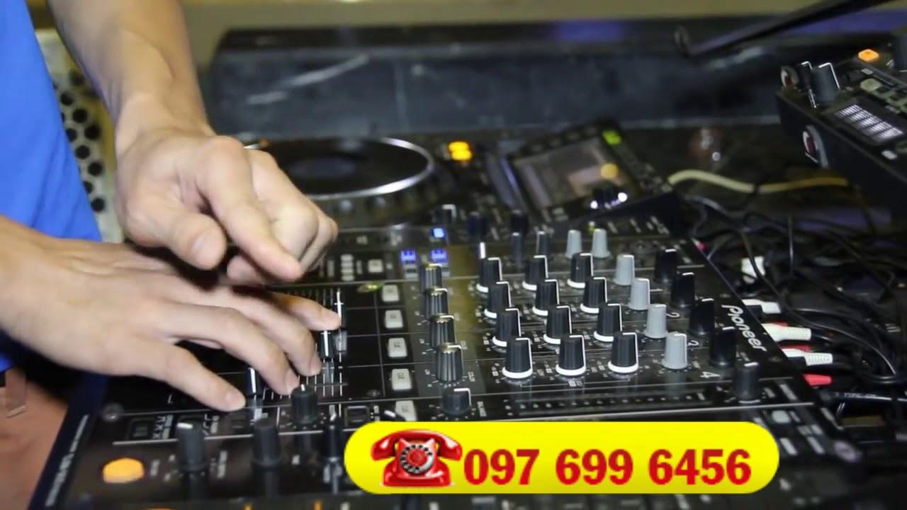 Bàn DJ chuyên nghiệp CHẤT lượng nhất cho dân chơi