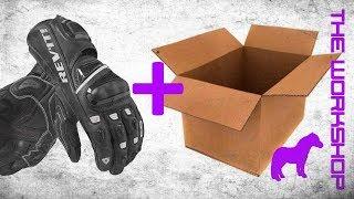 Gloves = No glove box?