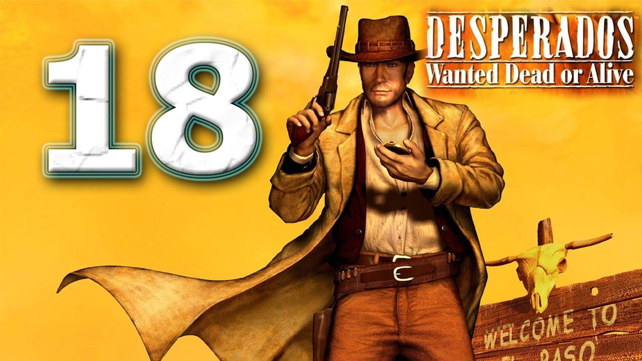 Game Fix / Crack: Desperados: Wanted Dead or …