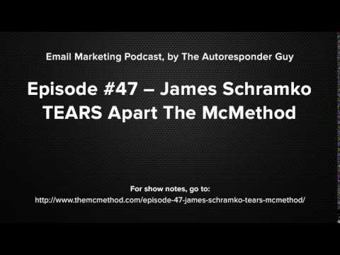 James Schramko Interview On How To Completely TEAR Apart The McMethod