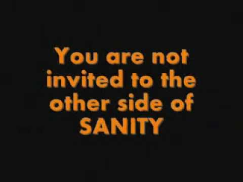 You Are Not Invited To The Other Side Of Sanity Southernsoulblog Com