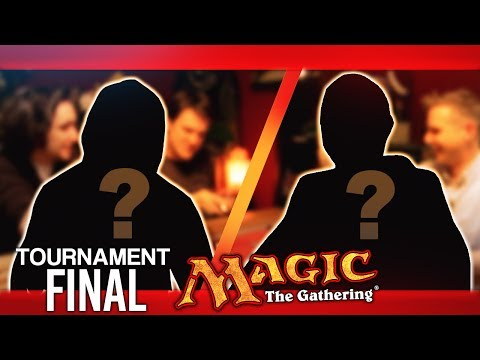 Magic: The Gathering Tournament - FINAL