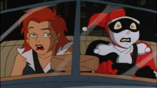 Harley Quinn! My Boyfriend Likes To Give Me Flowers! Veronica! But My Boyfriend Likes To Beat!