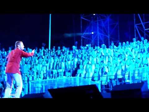 Envole Moi (JJGoldman) - Les Fous Chantants Alès 27 07 2013