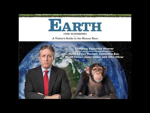 Jon Stewart: The Daily Show with Jon Stewart Presents Earth (Audio Book)