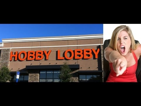 Hobby Lobby Case: Was It Really A WIN For Progressives?! (This Will Make Some Mad) - 동영상