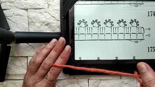 Вязание крючком для начинающих  Урок 7.3